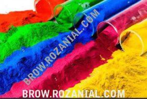 رنگها-در-آموزش-میکروپیگمنتیشن